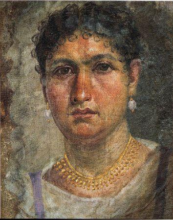 M.S 1. yüzyıl ilk yarısı, The Egyptian Museum of Berlin