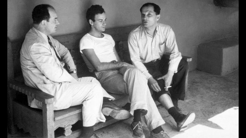 feynman ve John von Neumann