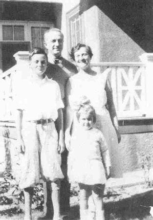 feynman ve ailesi