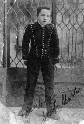 Charlie Chaplin, Sherlock Holmes adlı oyunda