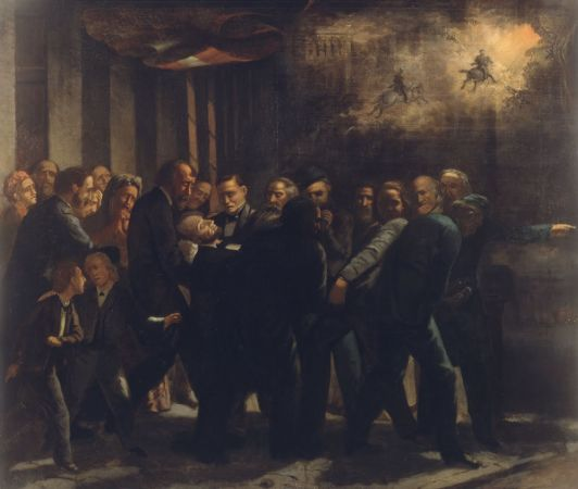 Howard Hill, Assassination of Lincoln, 1872
