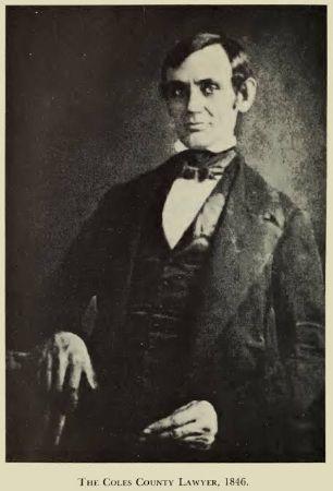 abraham lincoln, 1846