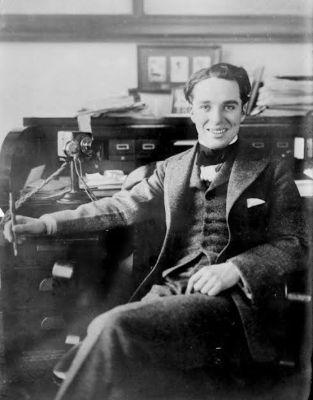 charlie chaplin, 1910