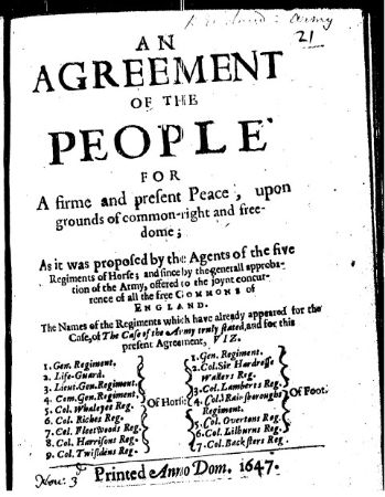İngiliz Haklar Bildirgesi