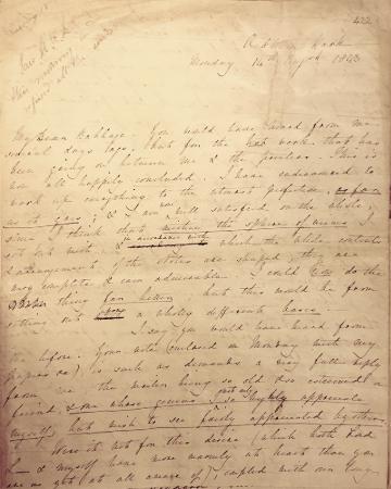 Ada Lovelace Mektup