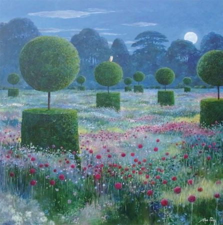 Alan Parry, The Hunter