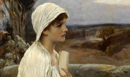 Alfred Seifert, Hypatia, 1901