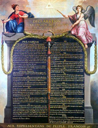 Fransız İnsan Hakları Bildirgesi (1)