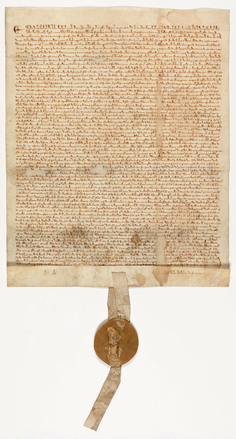 Magna Charta (Carta) Sözleşmesi