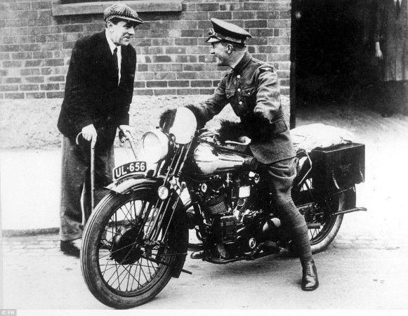 Motorsikletli Lawrence
