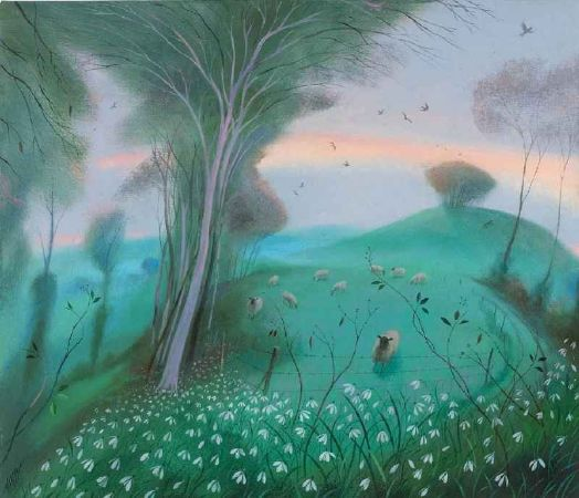Nicholas Hely Hutchinson, The Last Days of February
