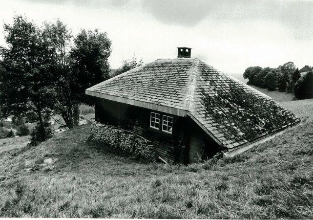 Güney Almanya Kara Ormanlarında Külübesi