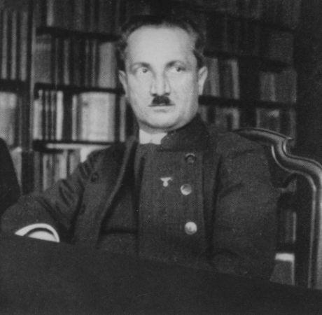 Heidegger, 1934