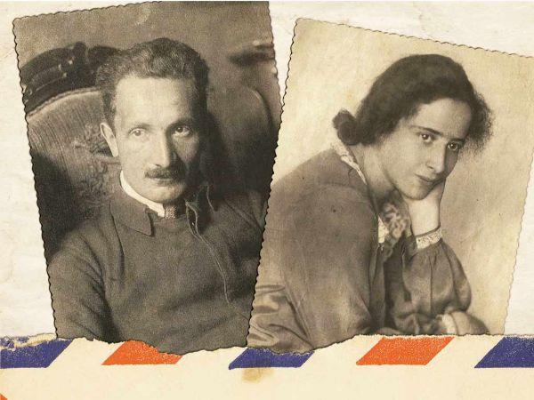 Heidegger ve Hannah Aredent