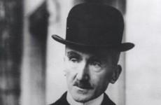 Henri Bergson Şapkalı (1)