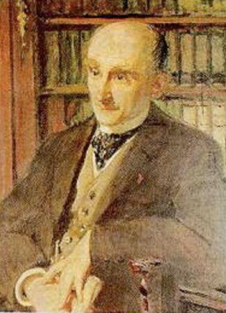 Henri Bergson Portre