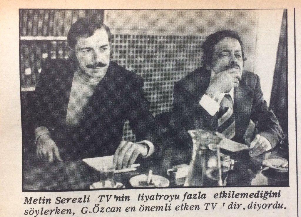 Metin Seresli ile