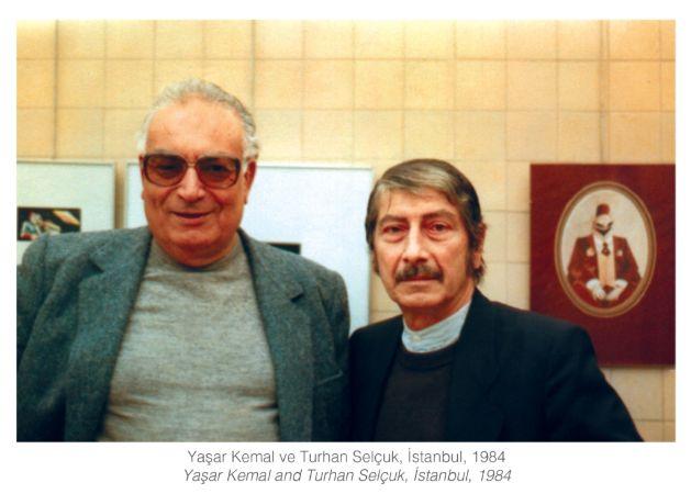 Yaşar Kemal ile beraber