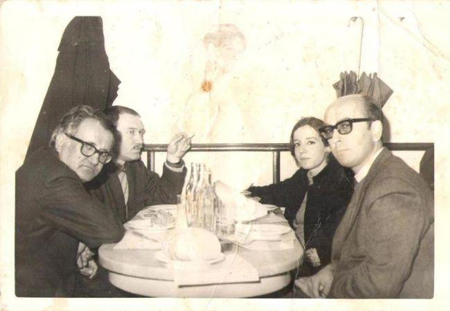 Tomris Uyar, Turgut Uyar, Edip Cansever