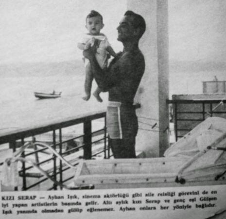 Ayhan Işık ve Kızı