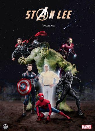 Stan Lee ve Kahramanları
