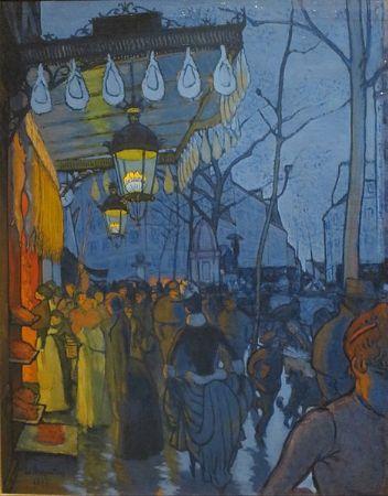 Anquetin Avenue de Clichy
