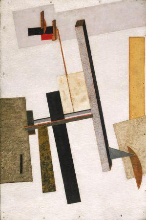 El Lissitzky, Proun
