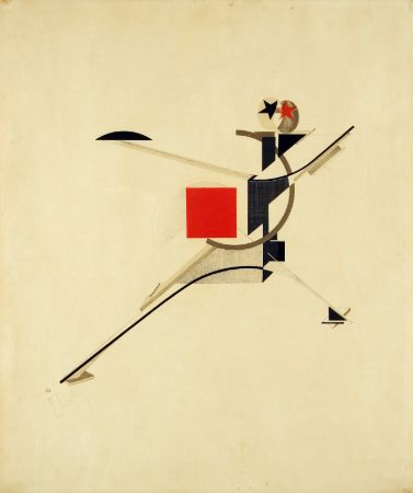 El Lissitzky, (Victory Over the Sun)