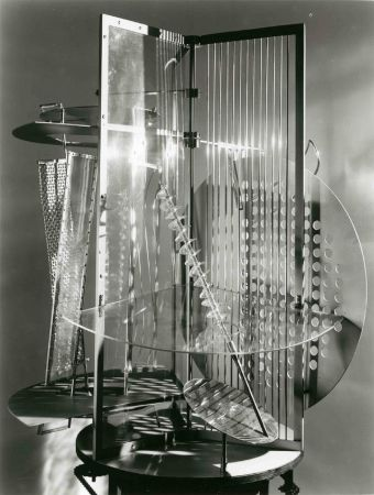 Laszlo Moholy-Nagy, Light-Space Modulator,