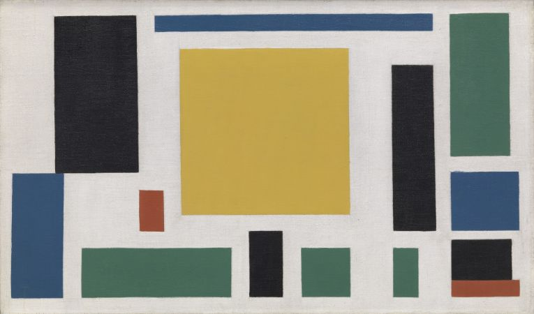 Theo Van Doesburg, Composition VIII