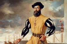 Antonio Menendez, Portrait of Magellan