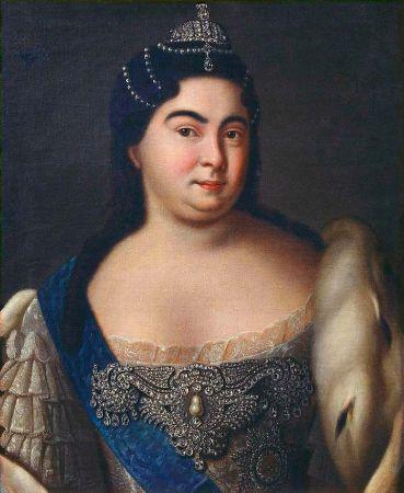 Heinrich Buchholz, Catherine I,