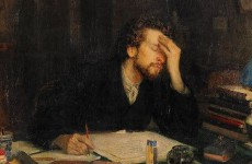 Leonid Osipovich Pasternak, The Torments of Creative Work (2)