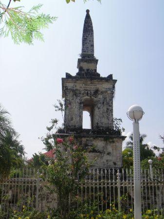 Macellan'ın aanıt Mezarı