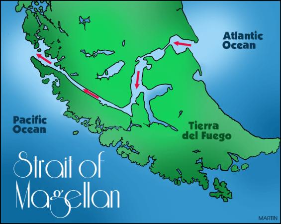 Macellan Haritası