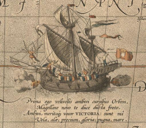 Macellan'nın Gemisi Victoria