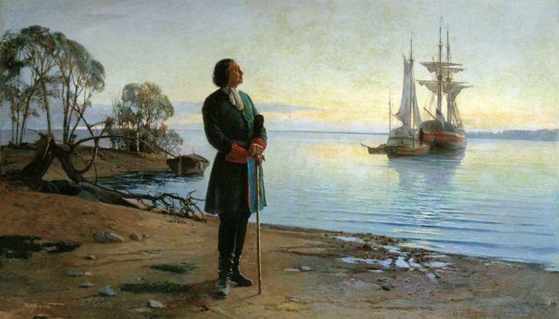 Nikolai Florianovich Dobrovolsky, (1)