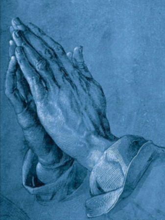 Albrecht Durer, Praying Hands, 1508