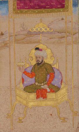 The Emperor Timur (1)