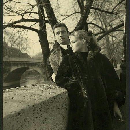 Yves Montand, Simone Signoret Köprüde