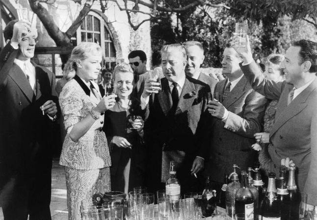 Yves Montand, Simone Signoret düğün törenleri, 1951