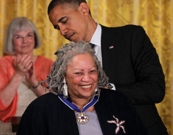 ABD Başkanı Barack Obama tarafından Başkanlık Özgürlük Madalyası Töreni, 2012