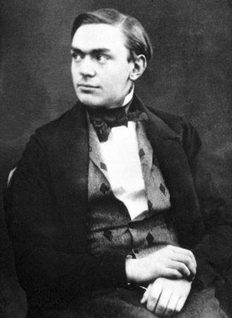 Alfred Nobel (Genç)