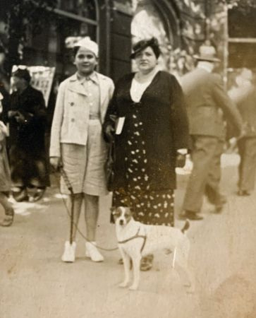 Bauman ve Annesi