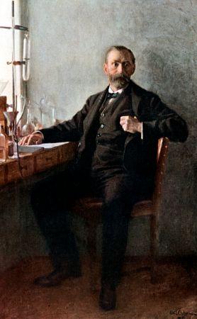 Emil Österman, Portrait of Alfred Nobel