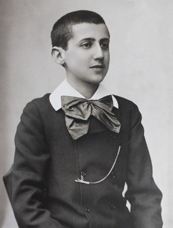 Marcel Proust çocukluğu