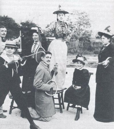Marcel Proust 1892