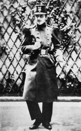 Marcel Proust Asker