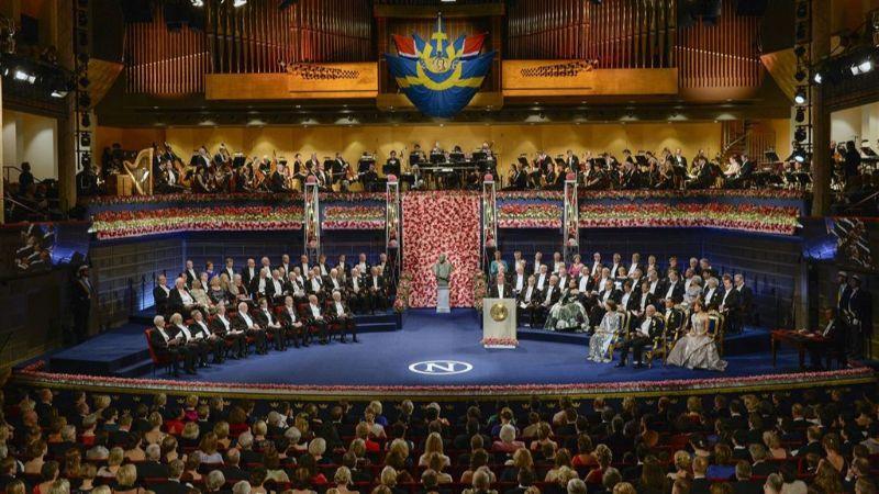 Nobel Ödülleri Töreni