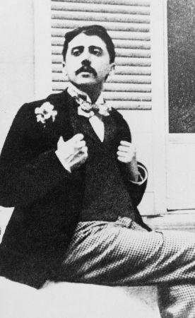 Proust ve çiçekli ceket